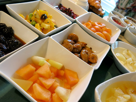 Breakfast Fruit Selection